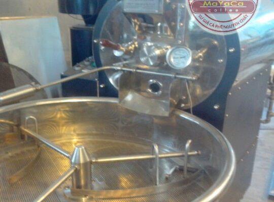 Máy rang cà phê công suất 15Kg/mẻ-MST15