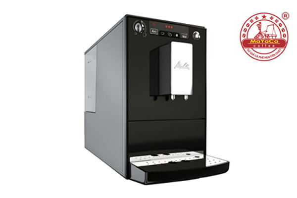 Máy pha cà phê MELITTA caffeo solo màu đen