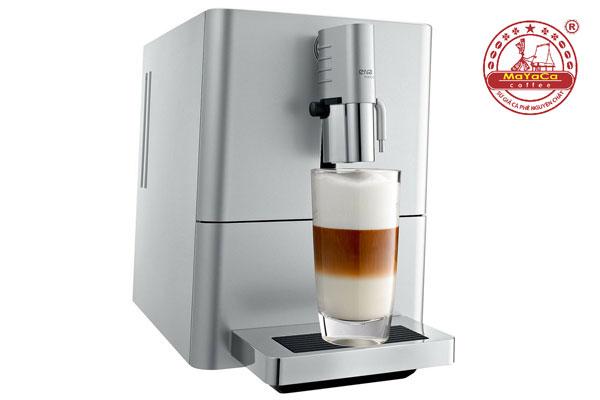 Bán máy pha cà phê Ena Micro 9 Silver chính hãng