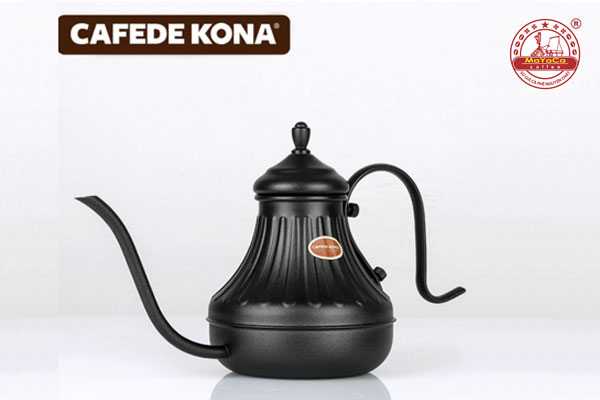Ấm Drip cà phê bằng nhựa Teflon (600 ML)