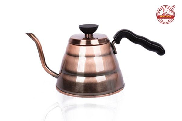 Ấm drip cà phê bằng thép không gỉ 800ML