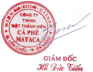 CHU KY GIAM DOC 2