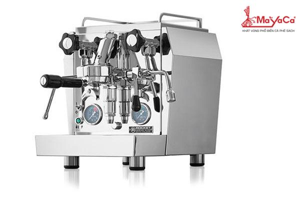 may-pha-ca-phe-rocket-espresso-evoluzione-giotto-mayacacoffee