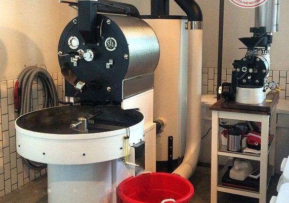 Máy rang cà phê mẻ 3kg-MST3