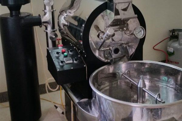 Máy rang cà phê mẻ 5kg-MST5