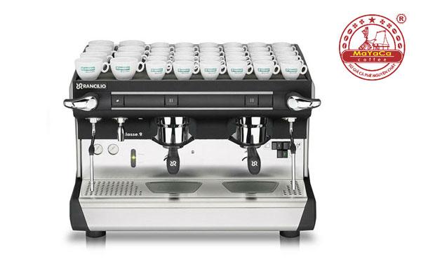 Bán máy pha cà phê Rancilio 9S nhập khẩu 100%