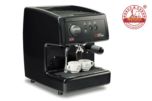 may-pha-cafe-Nuova-Simonelli-Oscar-black-chinh-hang