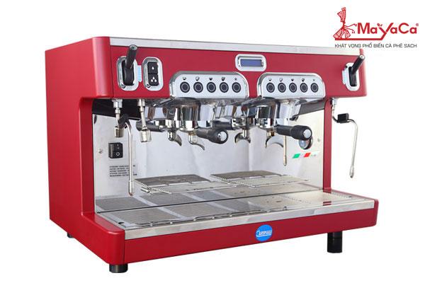 Máy pha cà phê CARIMALI 2 Group CENTO RED