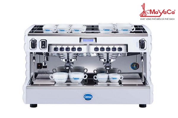 Máy pha cà phê Carimali BUBBLE – 2 group