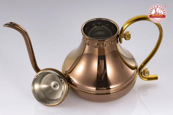 Ấm cà phê thép không gỉ – Thổ Nhĩ Kỳ 420 ML