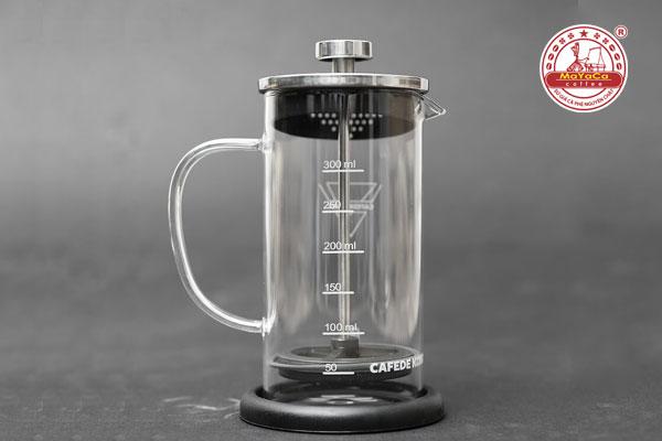 Dụng cụ pha cà phê kiểu Pháp (350 ML)