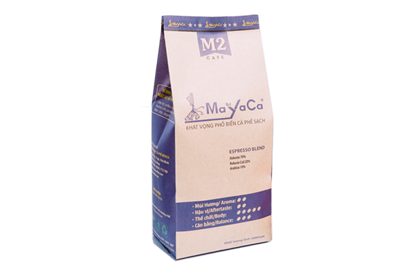 MAYACA COFFEE M2