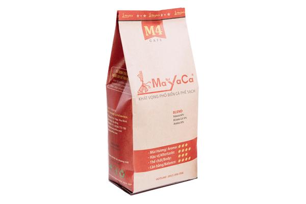bao bi mayaca espresso blend m4 500g