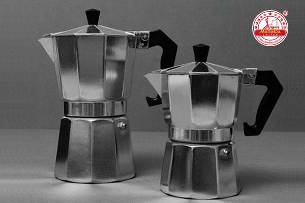 Bình pha Moka nhôm 9 cups
