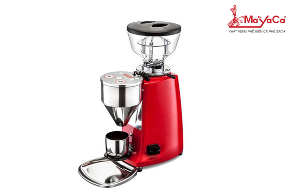 may-xay-ca-phe-mazzer-mini-electric-filter-mau-do-mayacacoffee