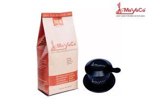 combo-mayaca-m4-500g-va-phin-nhom-mayacacoffee