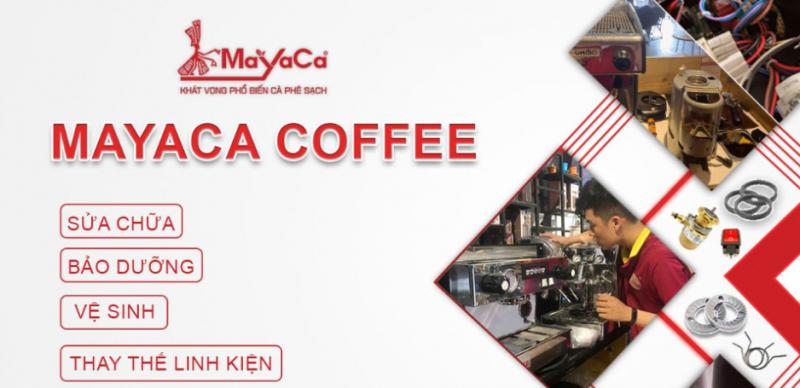 Linh phụ kiện máy cafe - Mayaca -coffee