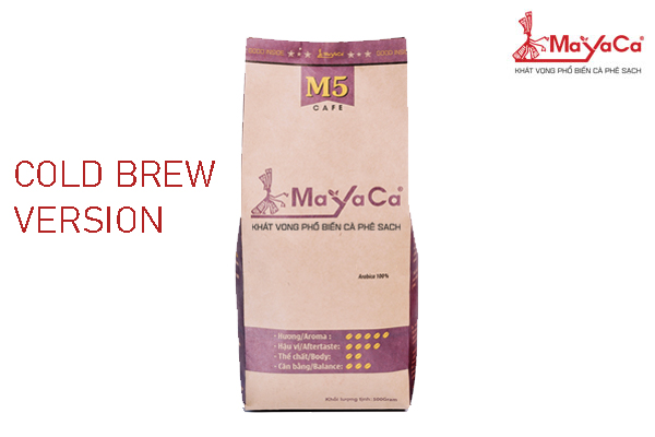 Mayaca Cold brew M5